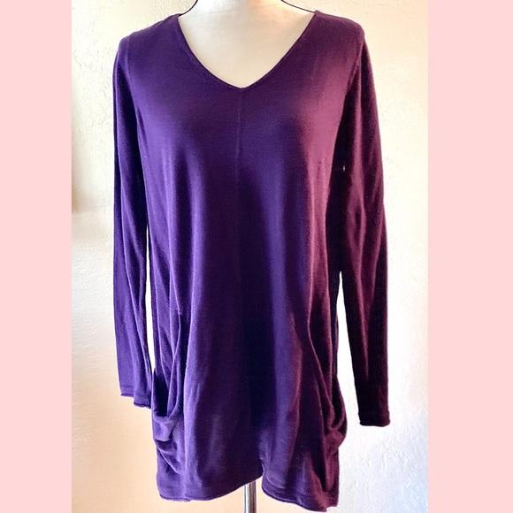 LOGO Long Sleeved Tunic/Dress